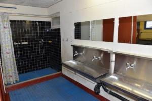 Duschen, Waschraum